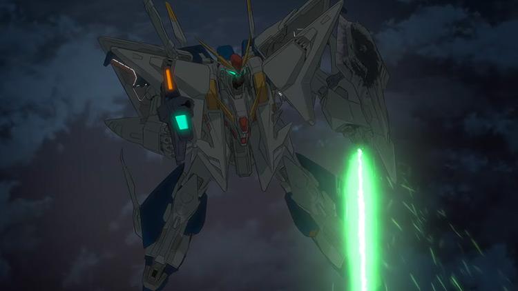 Mobile Suit Gundam: Hathaway's Flash anime
