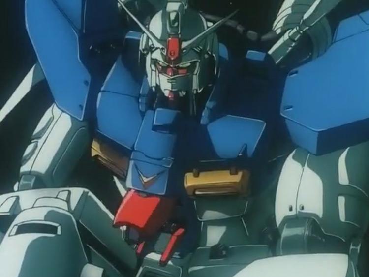 Mobile Suit Gundam 0083: Stardust Memory screenshot