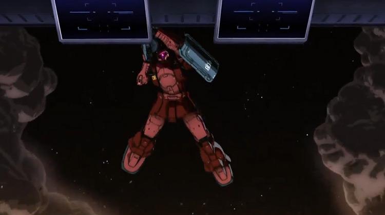 Mobile Suit Gundam: The Origin anime