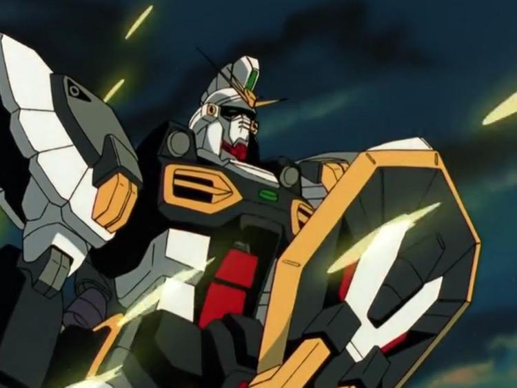 Mobile Suit Gundam Wing anime