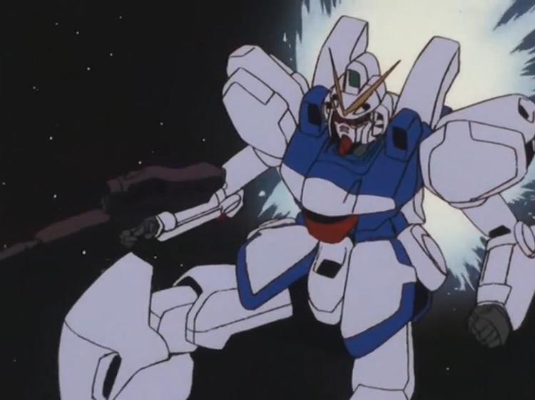 Mobile Suit Victory Gundam anime