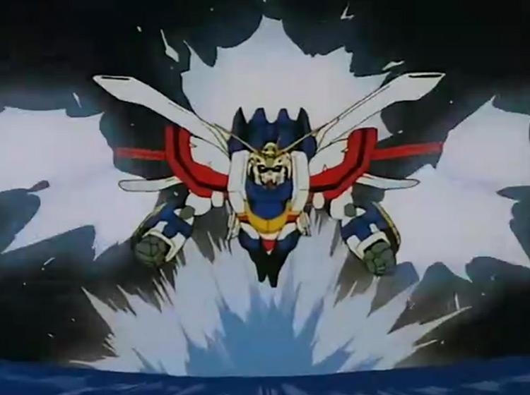 Mobile Fighter G Gundam anime