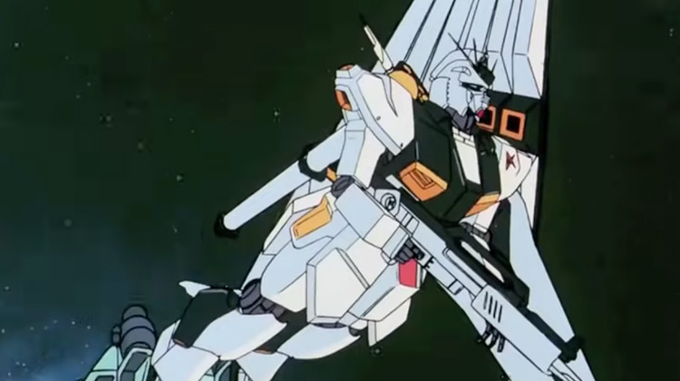 Mobile Suit Gundam: Char's Counterattack anime