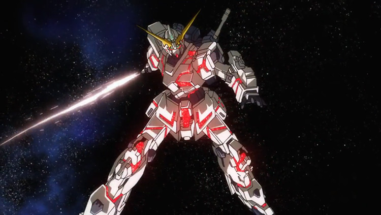 Mobile Suit Gundam Unicorn RE: 0096 screenshot