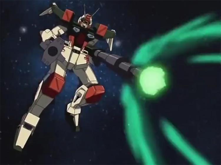 Mobile Suit Gundam SEED anime