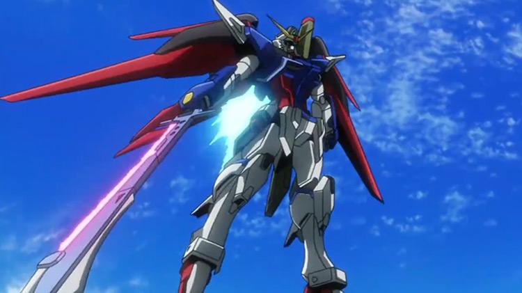 Gundam Build Fighters Try (2014) anime screenshot