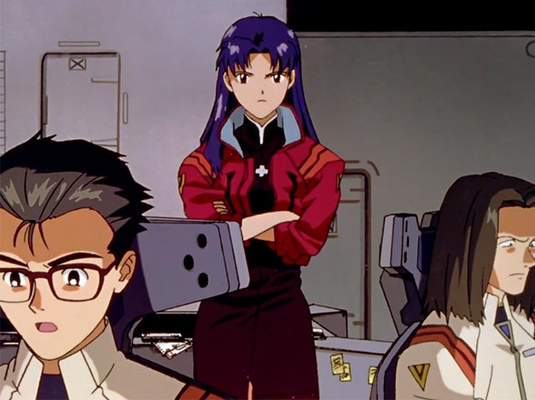 Neon Genesis Evangelion 1995 anime