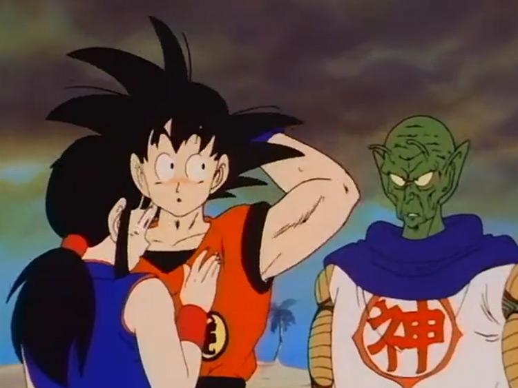 Dragon Ball 1986 anime screenshot