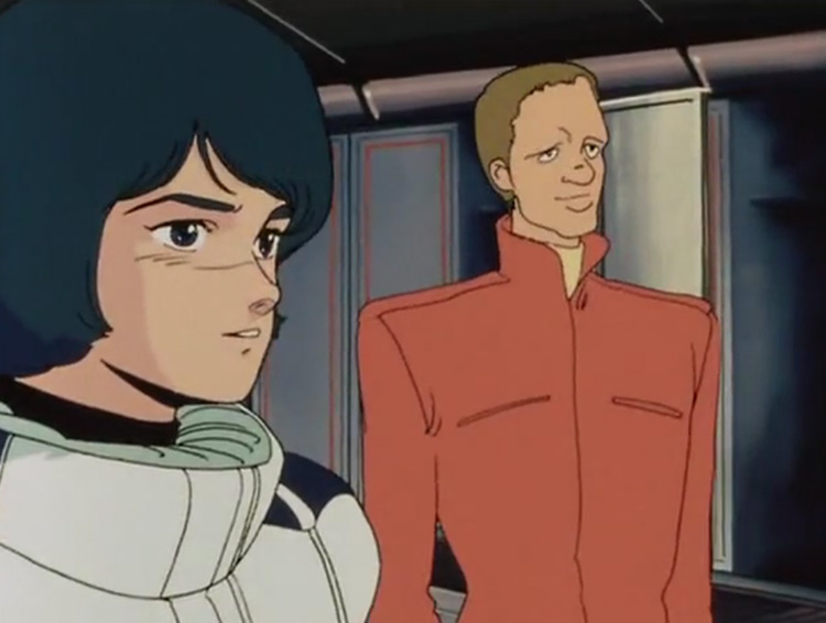 Mobile Suit Zeta Gundam 1985 anime