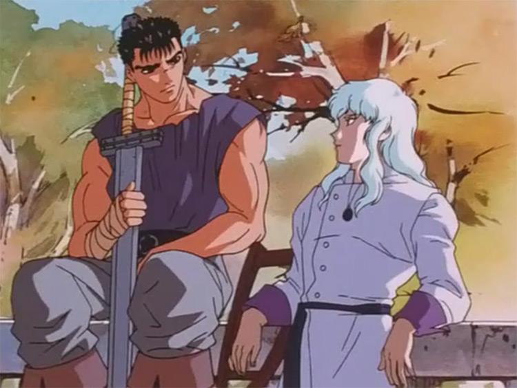 Berserk 1997 anime screenshot