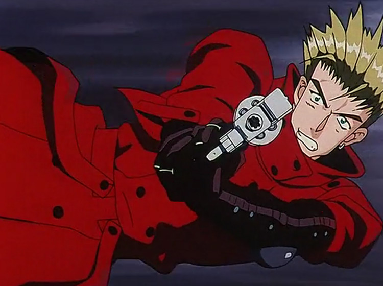 Trigun 1998 anime screenshot
