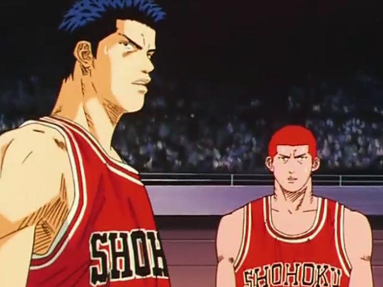Slam Dunk 1994 anime screenshot