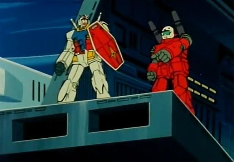 Mobile Suit Gundam 1979 anime