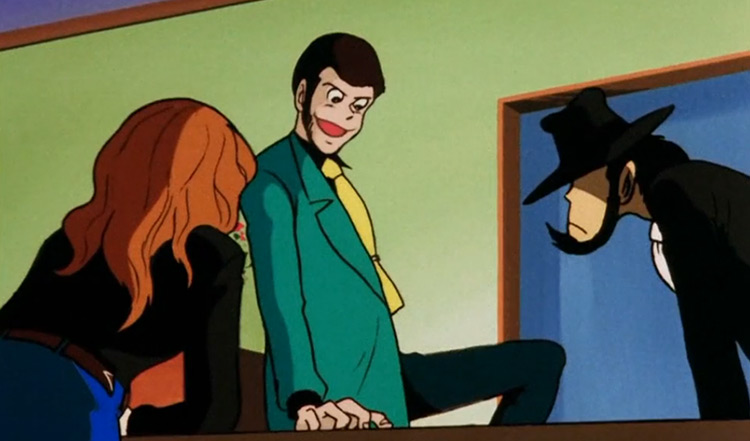 Lupin the Third (Part I) anime