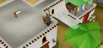 Rooftop Agility Course Preview in OSRS