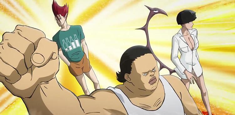 To Be Hero anime screenshot