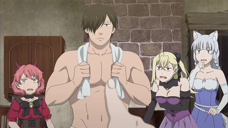 Kemono Michi: Rise Up anime