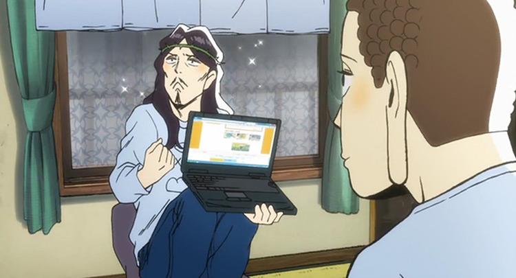 Saint☆Young Men anime screenshot