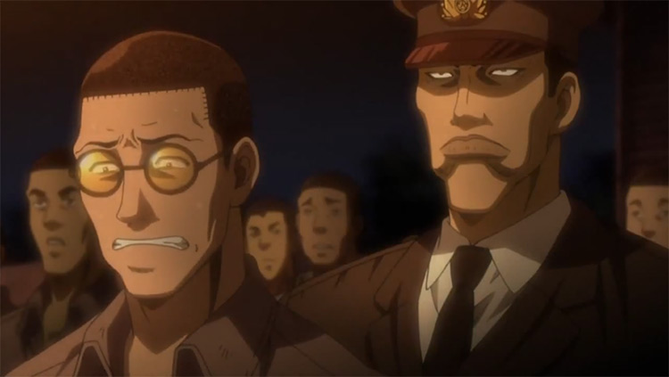 Rainbow anime screenshot