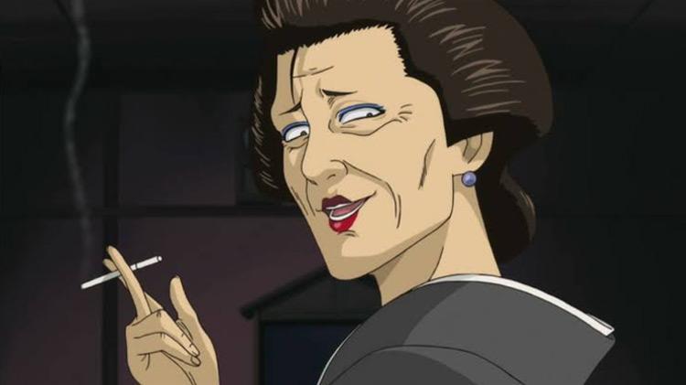 Terada Ayano in Gintama anime