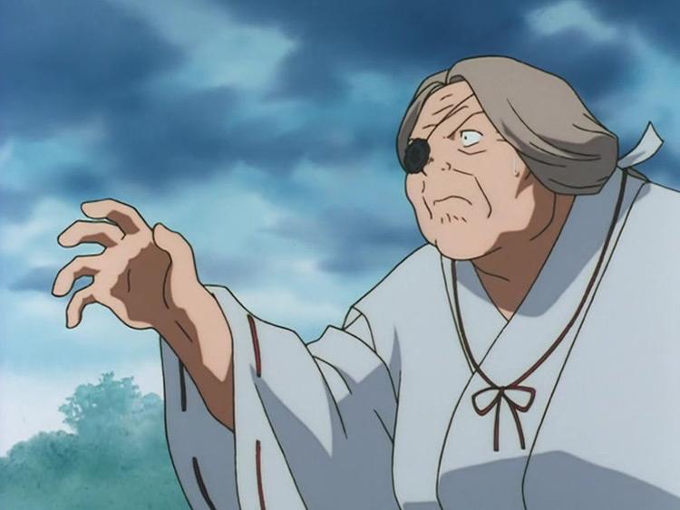 Kaede from InuYasha anime