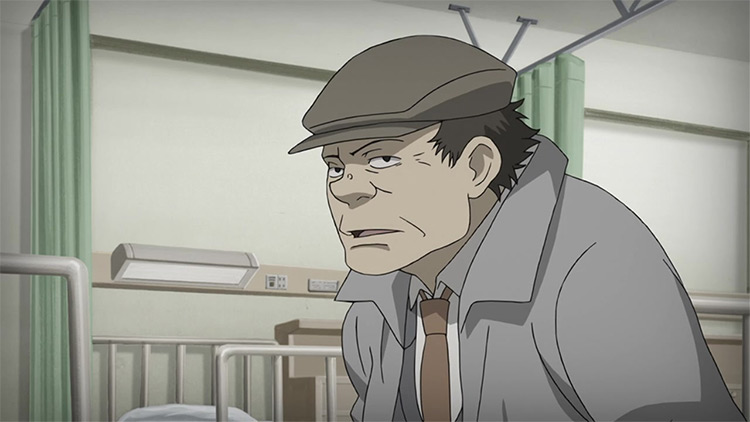 Huang from Darker Than Black anime