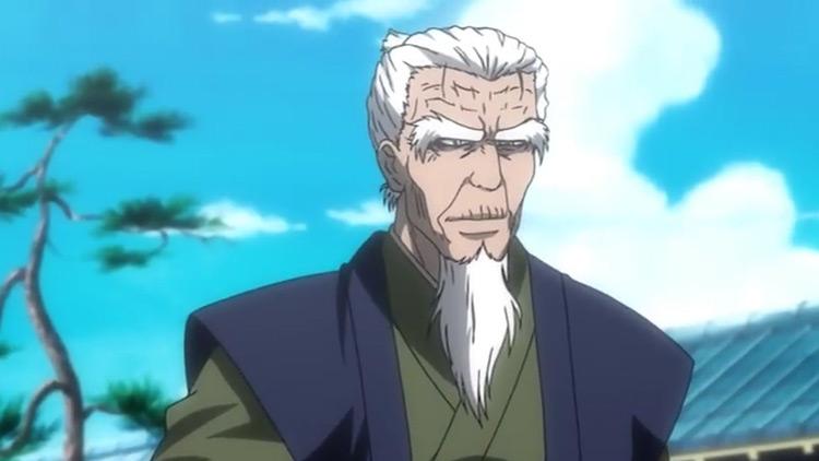 Danjo Kouga from Basilisk anime