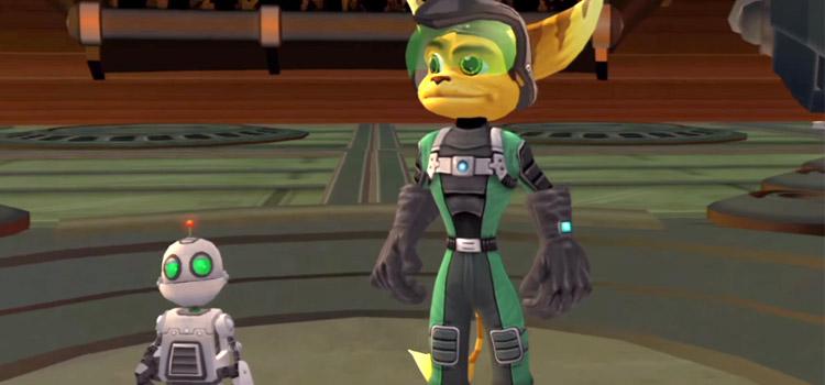 Ratchet and Clank Going Commando Screenshot