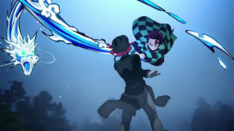 Demon Slayer: Kimetsu no Yaiba the Movie – Mugen Train by Ufotable