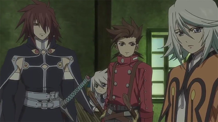 Tales of Symphonia: The Animation by Ufotable