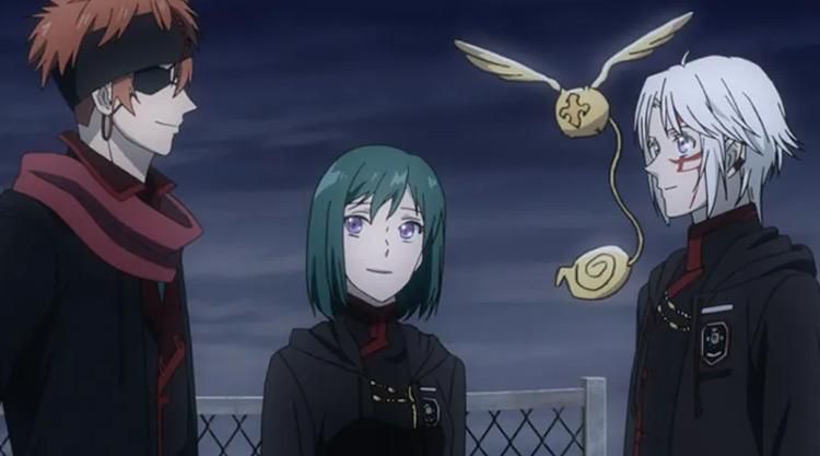 D. Gray-Man anime screenshot