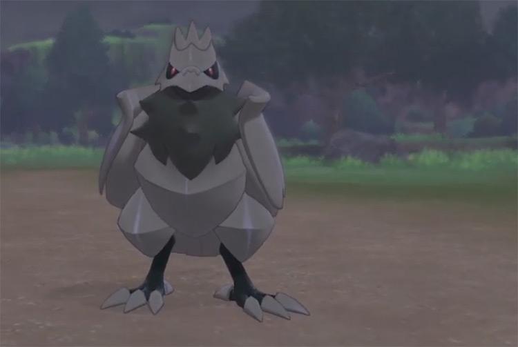 Shiny Corviknight Gen 8 Pokémon