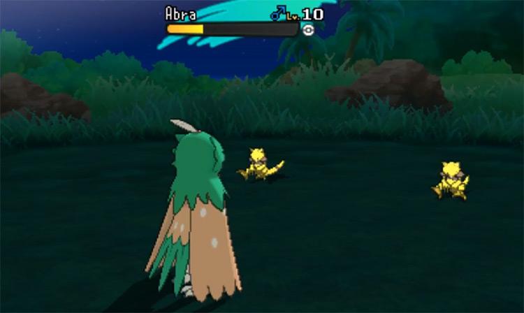 Magic Guard in Pokémon Ultra Sun and Ultra Moon