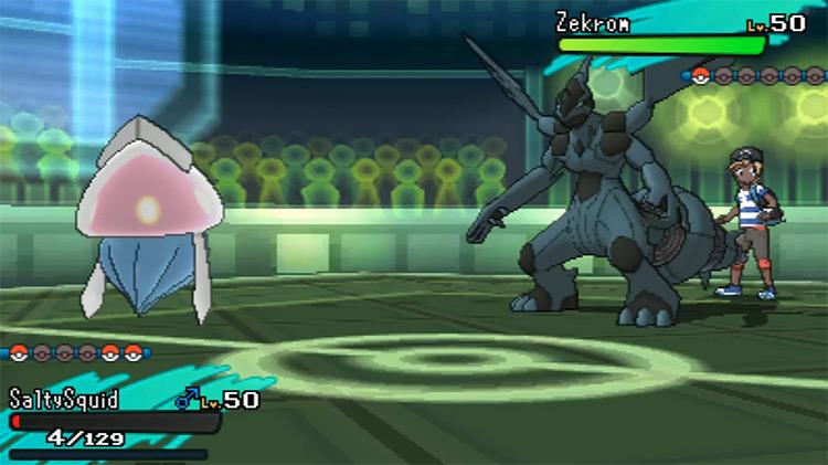 Infiltrator in Pokémon Sun and Moon