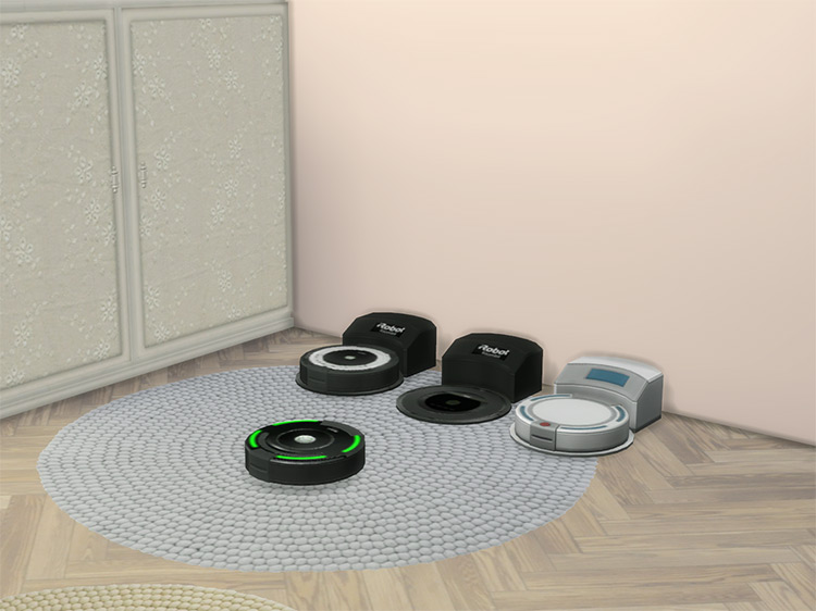 iRobot Roomba for Sims 4