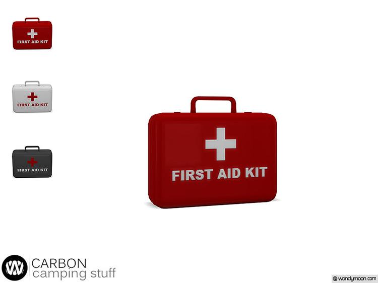 Carbon First Aid Kit / TS4 CC
