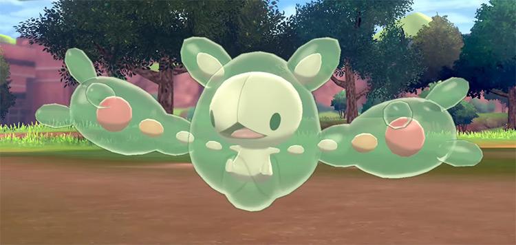Reuniclus in Pokémon SWSH
