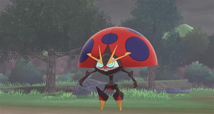 Orbeetle Psychic Pokémon