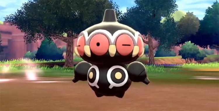 Claydol from Pokémon Sword and Shield