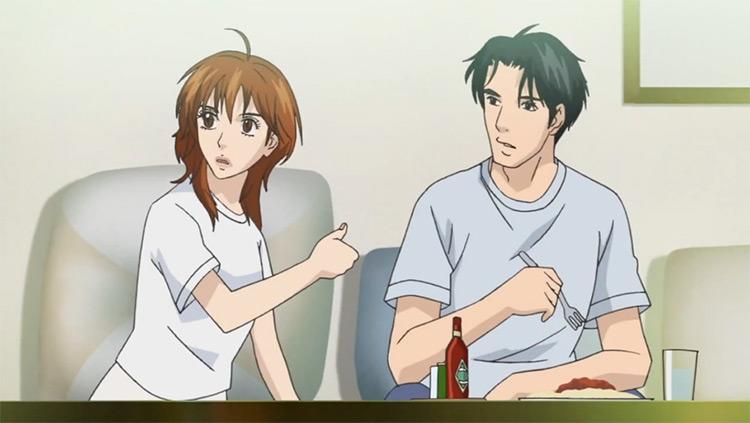 Hataraki Man anime screenshot