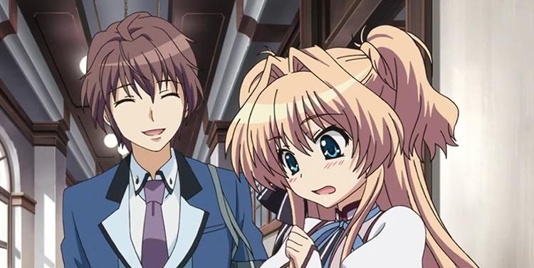 Mashiroiro Symphony: The Color of Lovers anime
