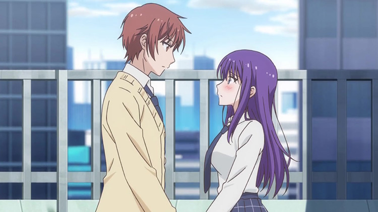 Ao-chan Can't Study! anime