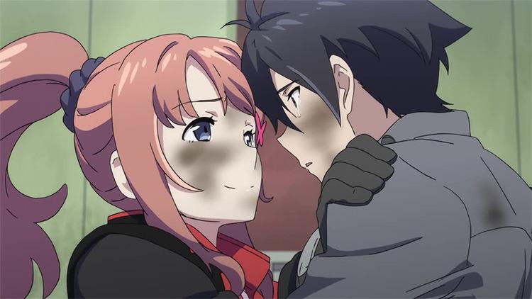 Classroom☆Crisis anime screenshot