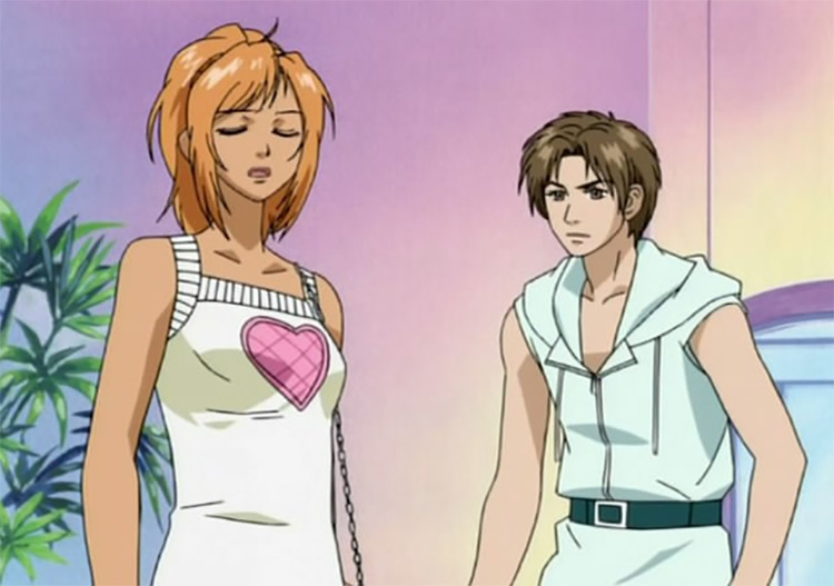 Peach Girl: Super Pop Love Hurricane anime