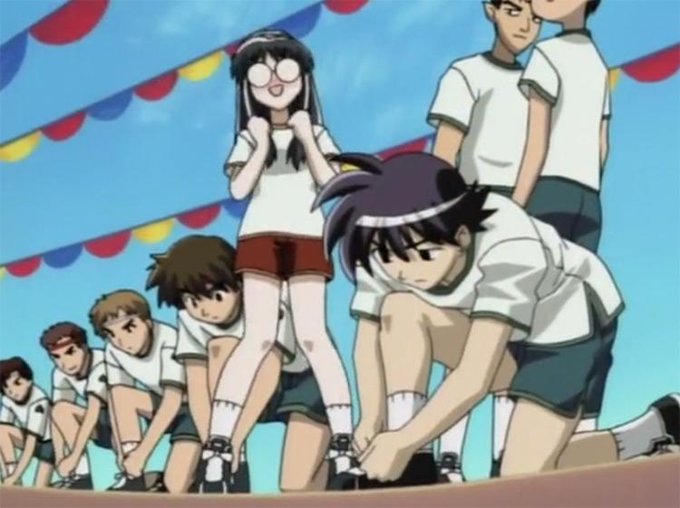 Happy☆Lesson anime