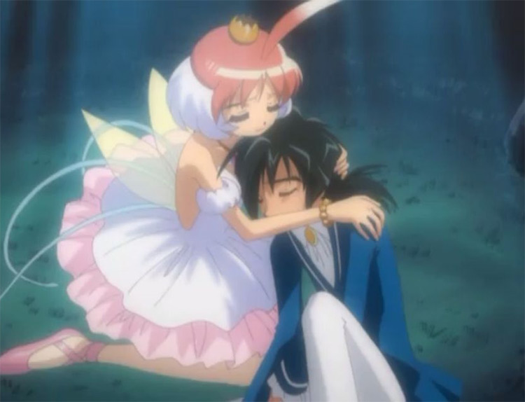 Princess Tutu anime screenshot
