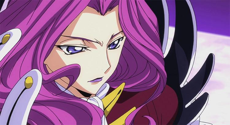 Cornelia Li Britannia Code Geass anime