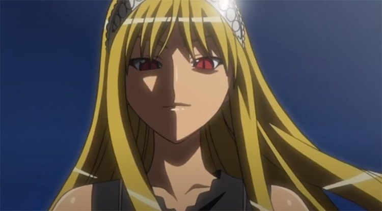 Liliane von Phoenix anime screenshot