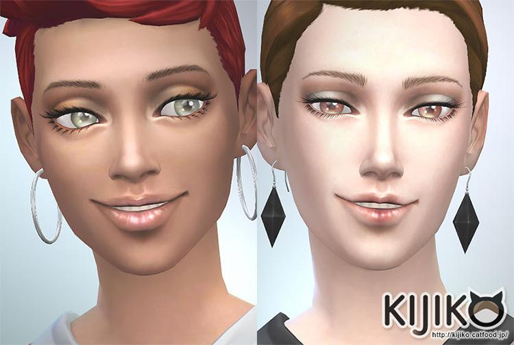 Kijiko's 3D Lashes Sims4
