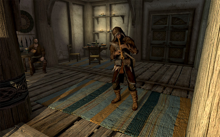 Become a Bard Skyrim mod